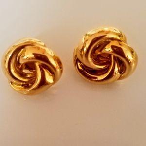 14Kt Solid Gold Earrings
